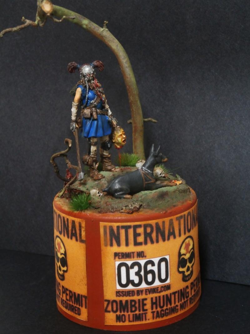 Partie de chasse - Figurine Kellerkind Miniaturen (FINI) P2230017