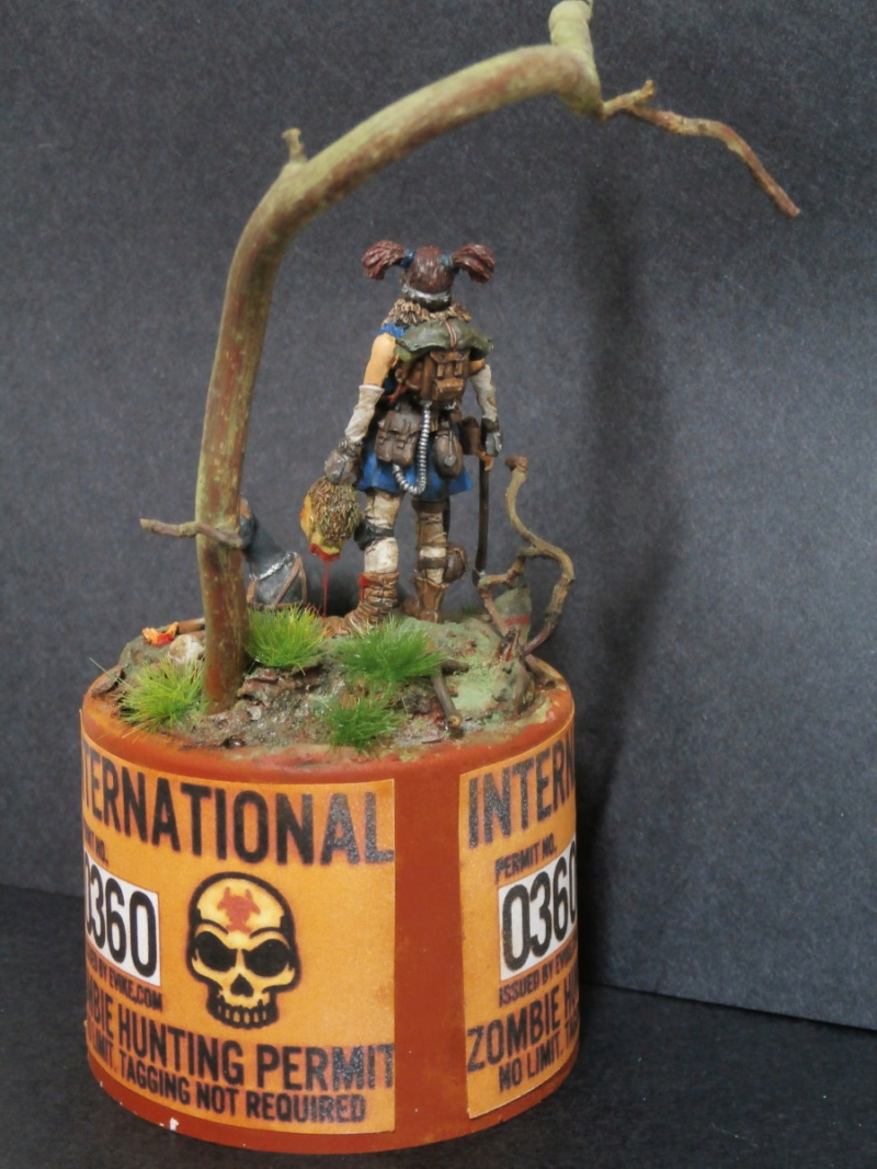 Partie de chasse - Figurine Kellerkind Miniaturen (FINI) P2230018