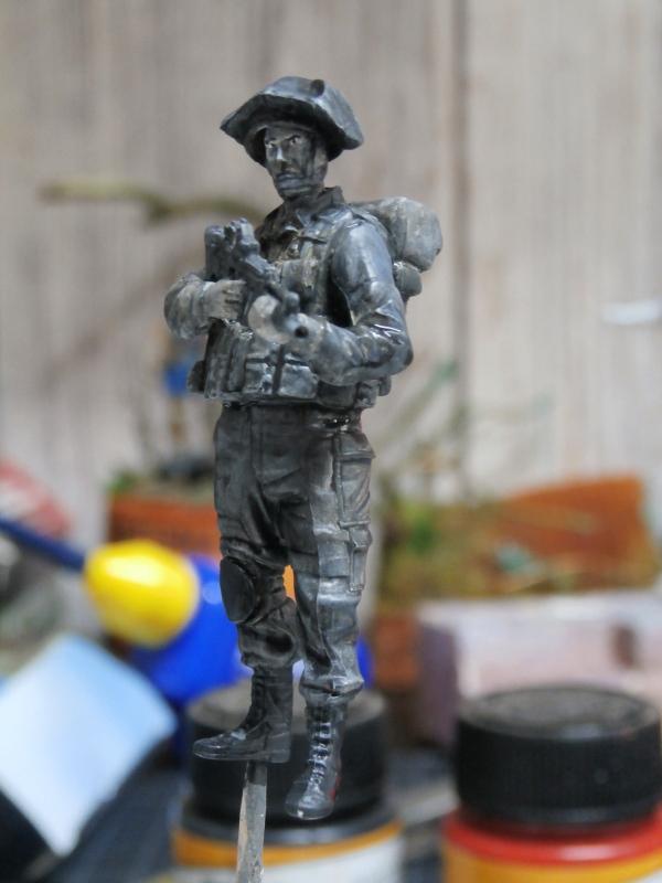 Défi noir & blanc : Palestine - figurine Meng + figurine MB 1/35 *** Terminé en pg 1 P2270011