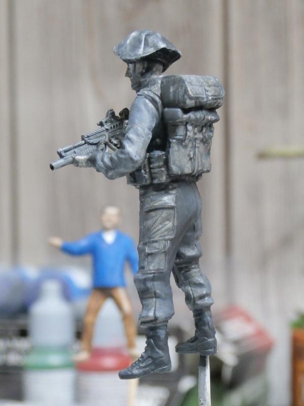 Défi noir & blanc : Palestine - figurine Meng + figurine MB 1/35 *** Terminé en pg 1 P2280011