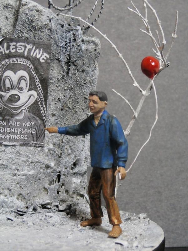 Défi noir & blanc : Palestine - figurine Meng + figurine MB 1/35 *** Terminé en pg 1 P3010014