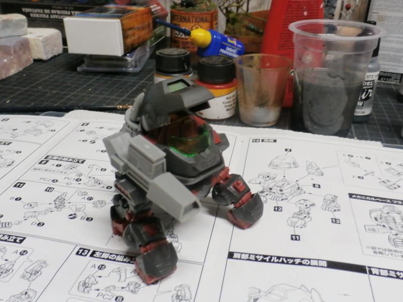 Iron Kong EZ-015 (Kotobukiya) P3010018