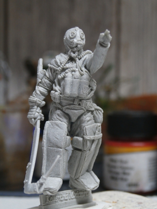 """The keeper"" figurine Kellerkind Miniaturen 1/35 (FINI) P3030015"