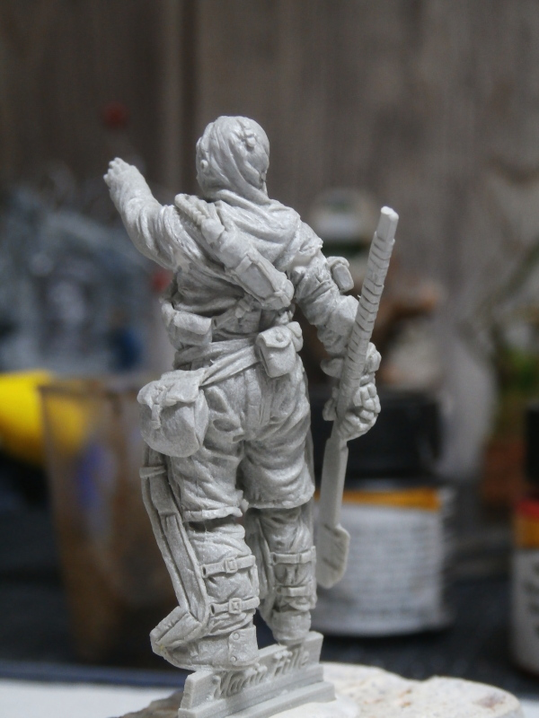 """The keeper"" figurine Kellerkind Miniaturen 1/35 (FINI) P3030017"