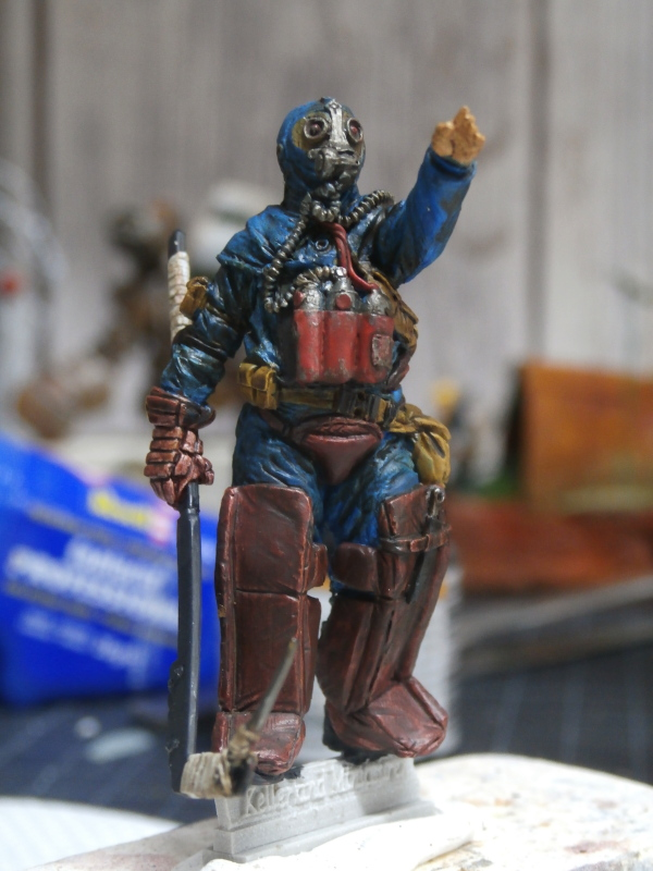 """The keeper"" figurine Kellerkind Miniaturen 1/35 (FINI) P3040010"