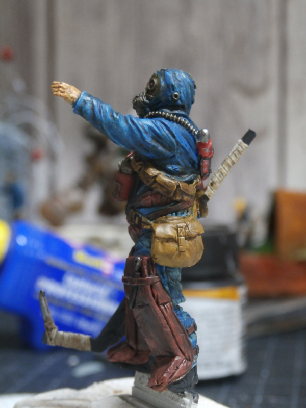 """The keeper"" figurine Kellerkind Miniaturen 1/35 (FINI) P3040012"