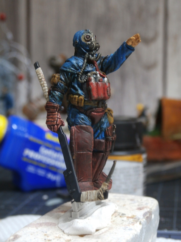 """The keeper"" figurine Kellerkind Miniaturen 1/35 (FINI) P3040013"