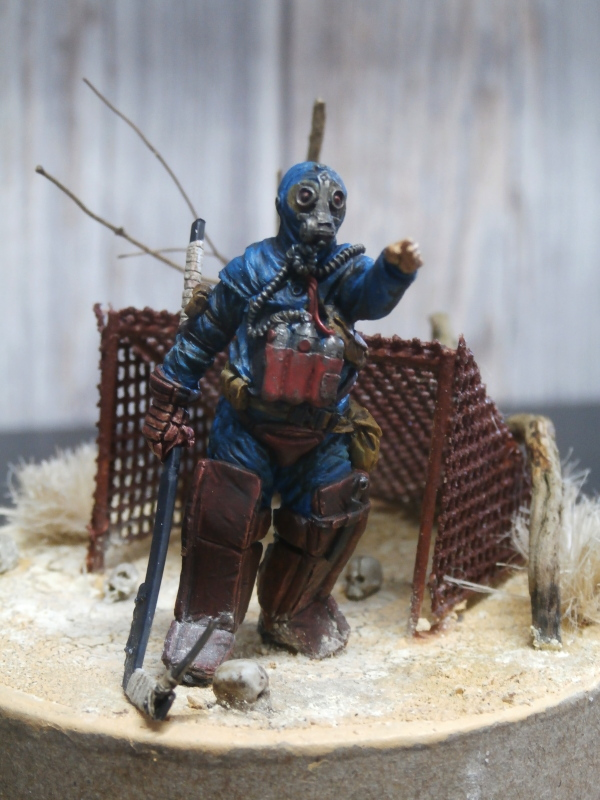 """The keeper"" figurine Kellerkind Miniaturen 1/35 (FINI) P3050014"