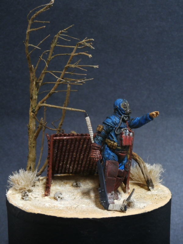 """The keeper"" figurine Kellerkind Miniaturen 1/35 (FINI) P3060010"