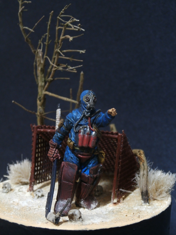 """The keeper"" figurine Kellerkind Miniaturen 1/35 (FINI) P3060011"