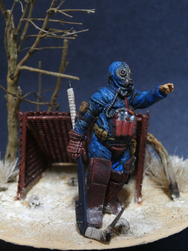 """The keeper"" figurine Kellerkind Miniaturen 1/35 (FINI) P3060012"