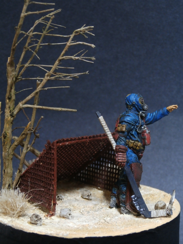 """The keeper"" figurine Kellerkind Miniaturen 1/35 (FINI) P3060013"