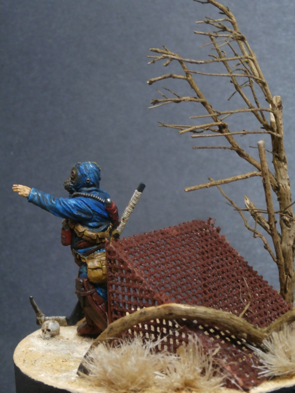 """The keeper"" figurine Kellerkind Miniaturen 1/35 (FINI) P3060014"