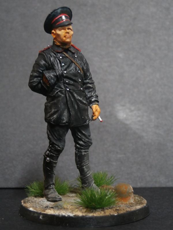 Pilote russe 14-18 figurine Kellekind Miniaturen 1/32 (FINI) - Page 2 P3060016