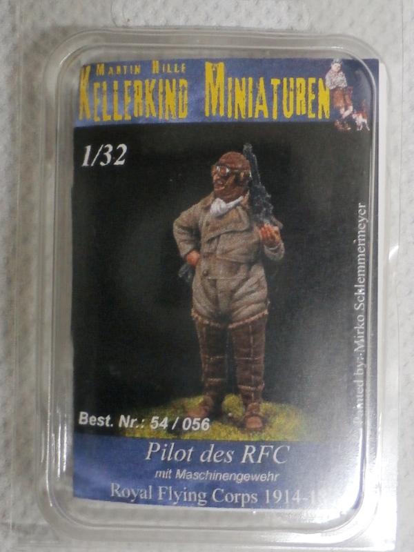 Pilote RFC figurine Kellerkind Miniaturen 1/32 (FINI) P3070011