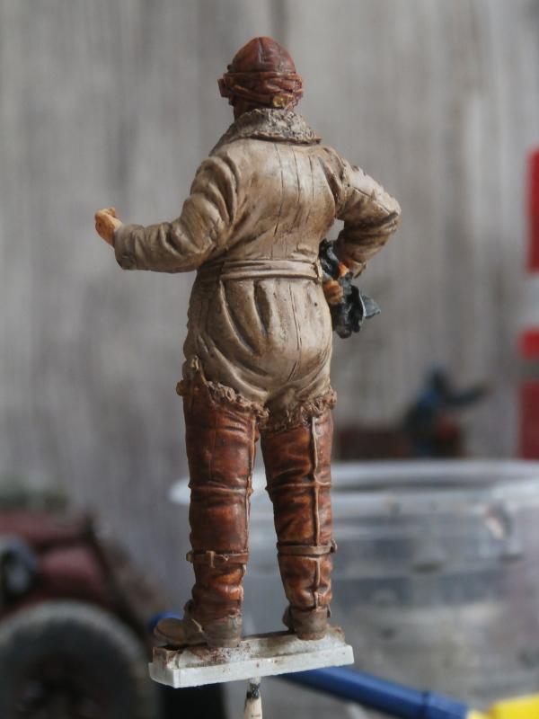 Pilote RFC figurine Kellerkind Miniaturen 1/32 (FINI) P3080011