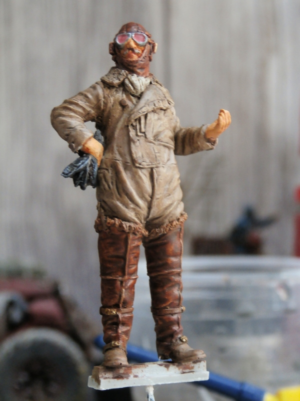 Pilote RFC figurine Kellerkind Miniaturen 1/32 (FINI) P3080012