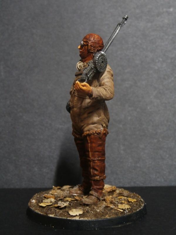 Pilote RFC figurine Kellerkind Miniaturen 1/32 (FINI) P3080015
