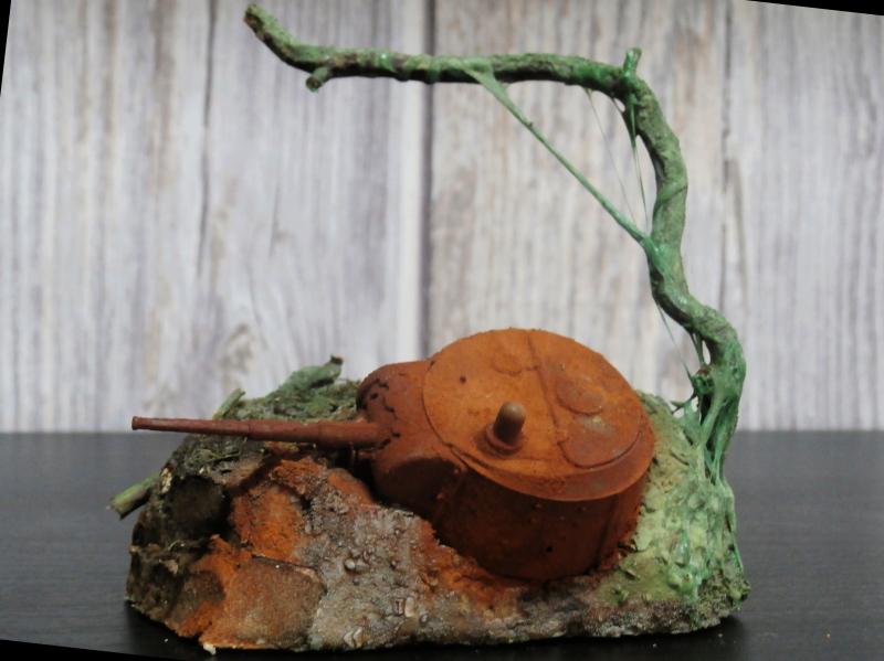 """""""Sniper"""" Figurine Kellerkind Miniaturen 1/35 (FINI) P3090017"""