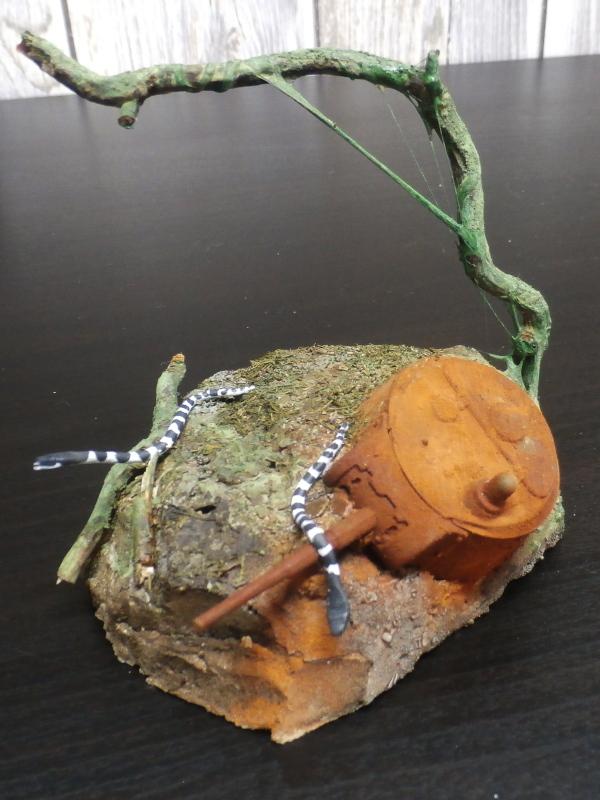 """""""Sniper"""" Figurine Kellerkind Miniaturen 1/35 (FINI) P3100013"""