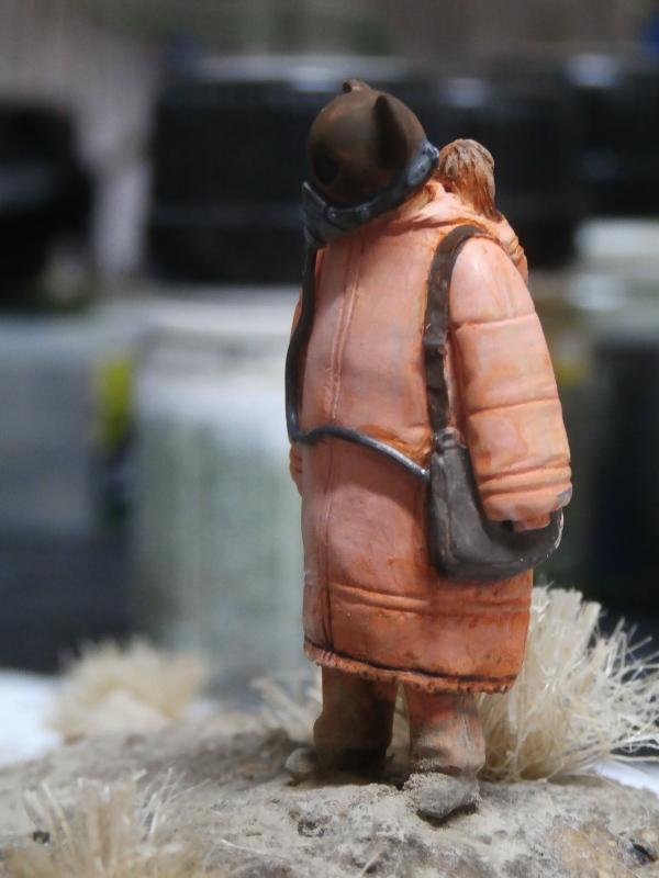"""Enfants du futur"" figurines Alternity Miniatures 1/35 (FINI) P3130014"