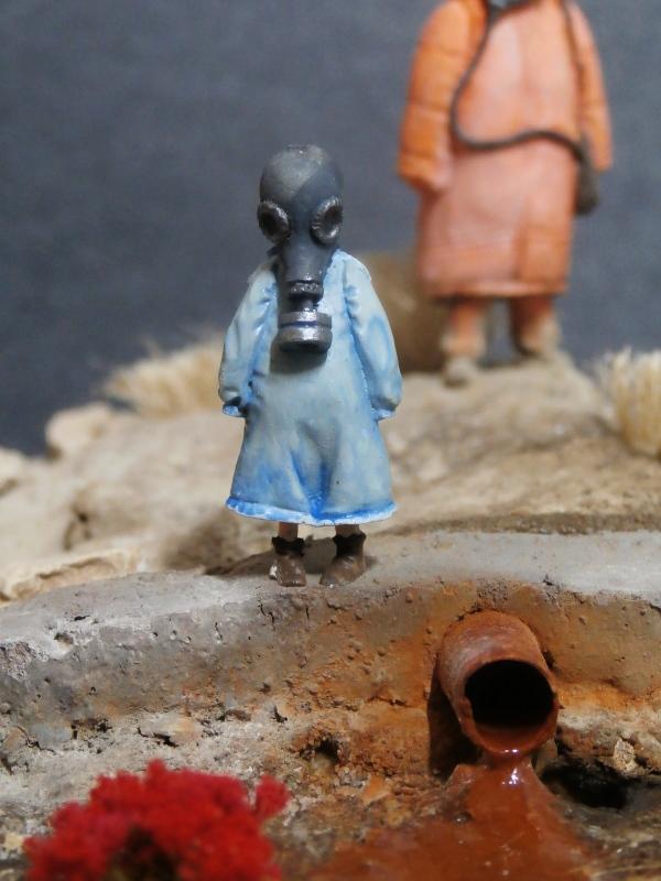 """Enfants du futur"" figurines Alternity Miniatures 1/35 (FINI) P3140019"
