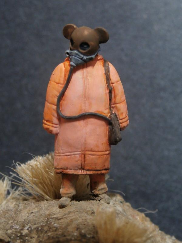 """Enfants du futur"" figurines Alternity Miniatures 1/35 (FINI) P3140021"