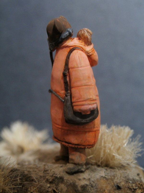 """Enfants du futur"" figurines Alternity Miniatures 1/35 (FINI) P3140022"