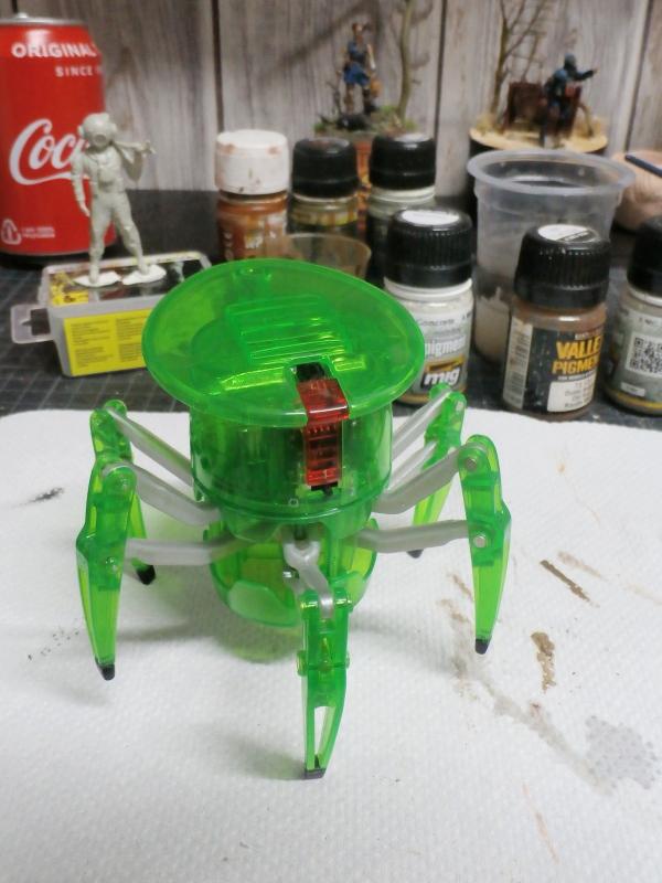 Robot - Hexbug P3140029