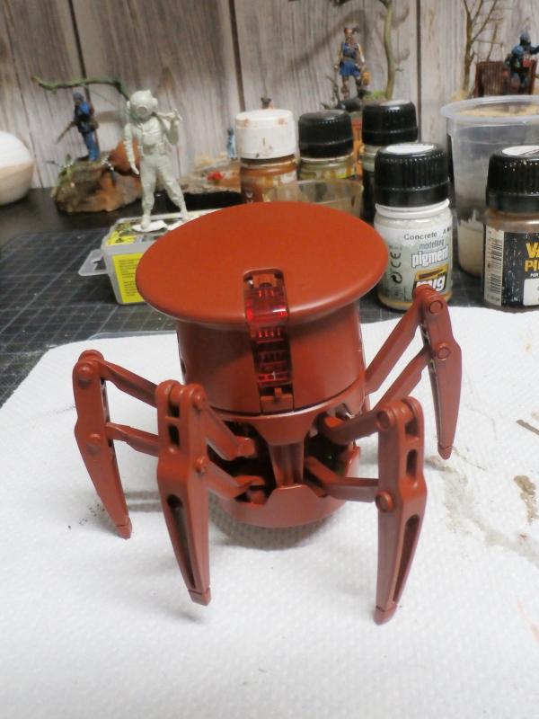 Robot - Hexbug P3140030