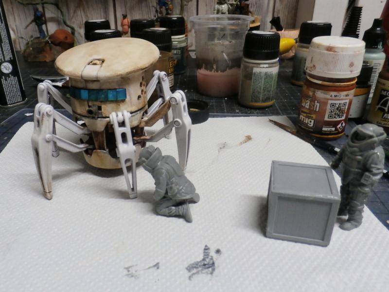 Robot - Hexbug P3150010