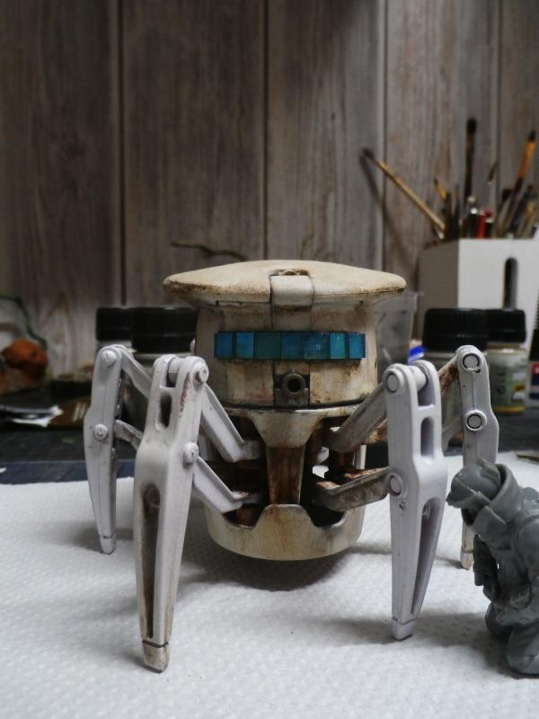 Robot - Hexbug P3150011