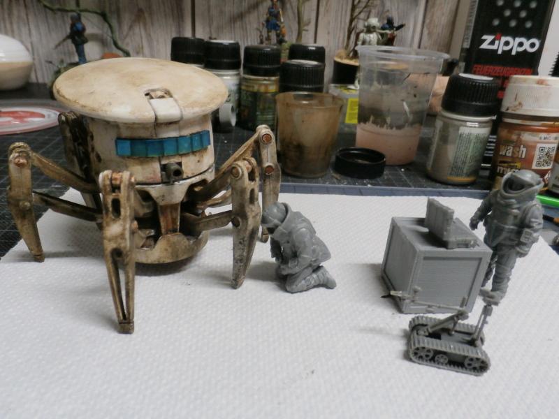 Robot - Hexbug P3150017