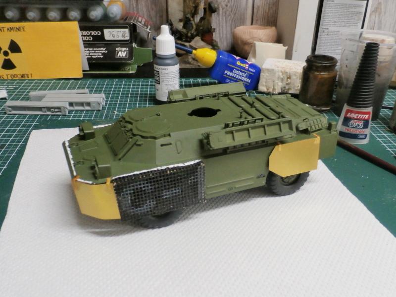 SA-9 Gaskin - Dragon 1/35 (FINI) P4110011