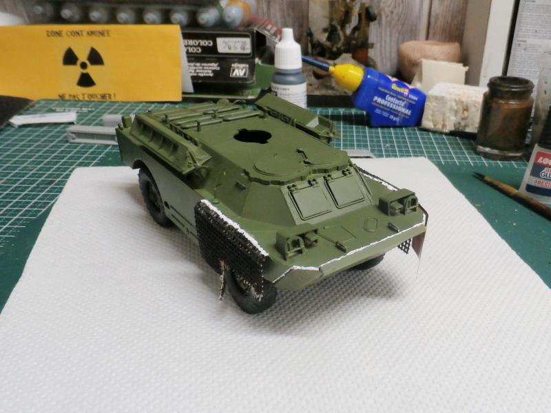 SA-9 Gaskin - Dragon 1/35 (FINI) P4110012