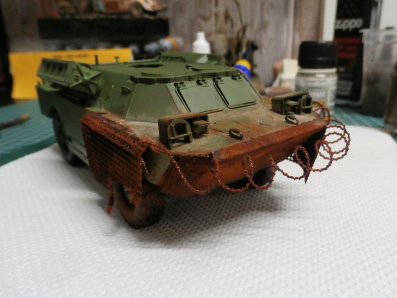 SA-9 Gaskin - Dragon 1/35 (FINI) P4110014