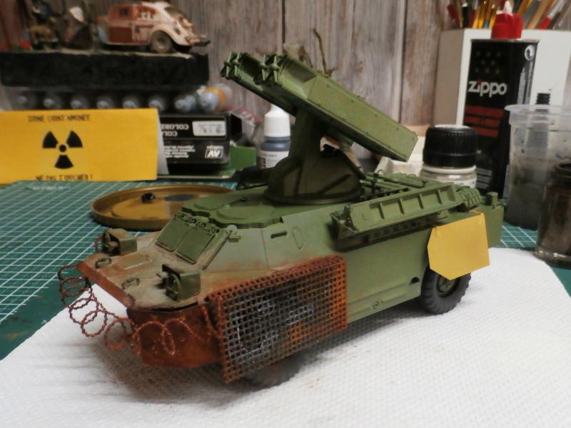 SA-9 Gaskin - Dragon 1/35 (FINI) - Page 2 P4120010
