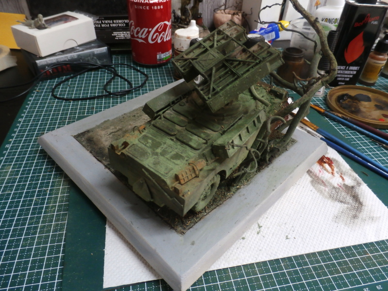 SA-9 Gaskin - Dragon 1/35 (FINI) - Page 2 P4130012