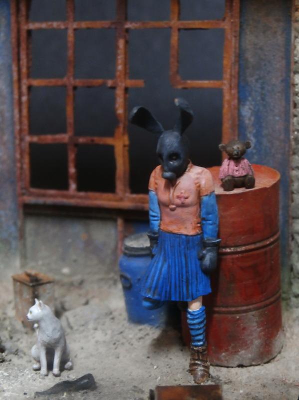 """""""House ruin"""" Black Dog 1/35 (FINI) - Page 2 P5090010"""