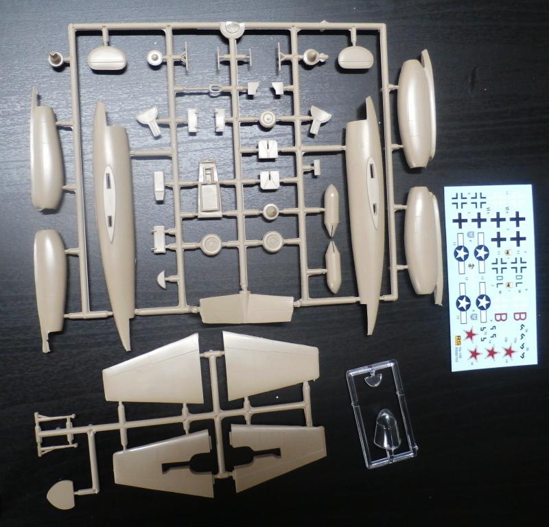Henschell Hs 132A - RS Models 1/72 P5090020