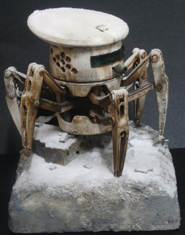 Robot - Hexbug P5120010