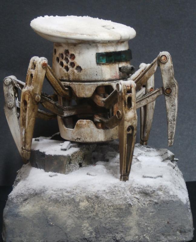 Robot - Hexbug P5120011