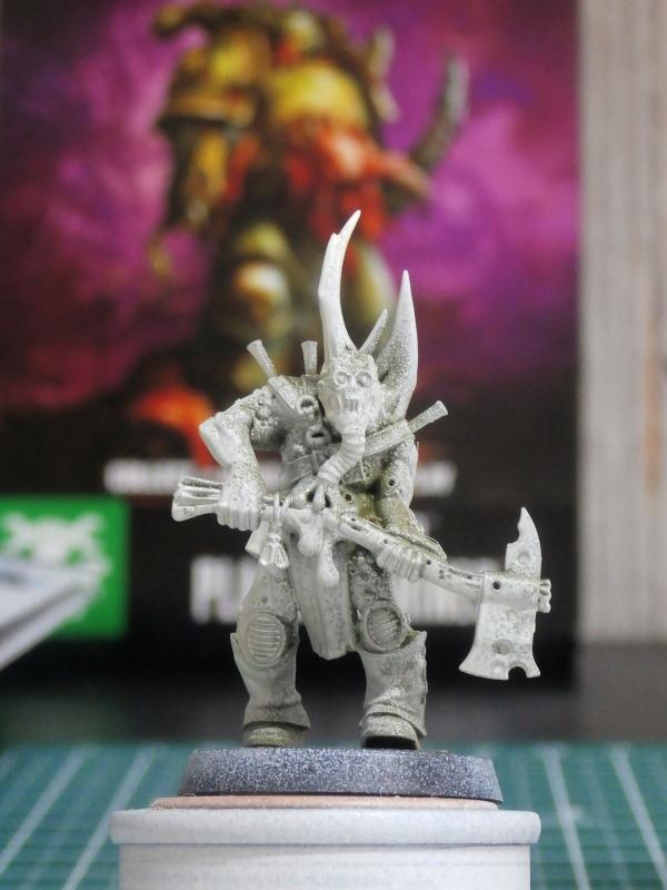 Death Guard Poxwalkers- figurine Warhammer P6090015