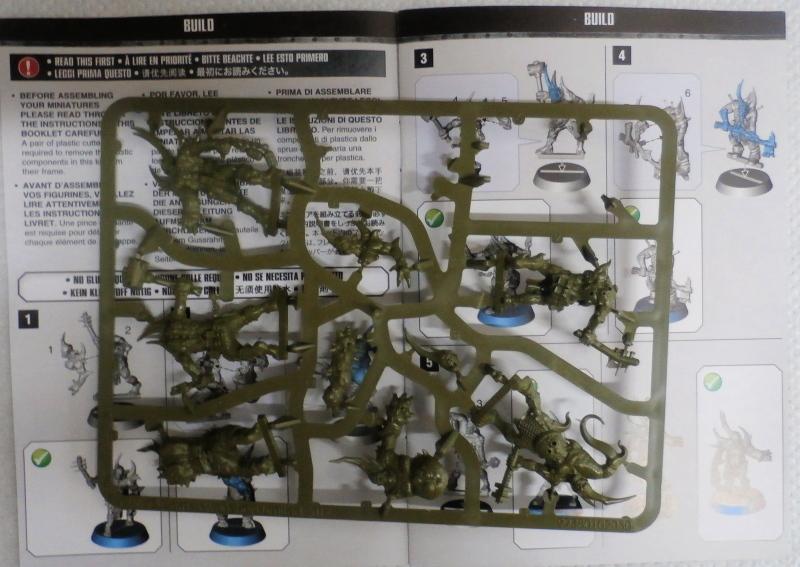 Death Guard Poxwalkers- figurine Warhammer P6090016