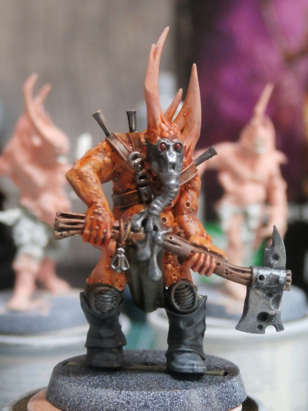 Death Guard Poxwalkers- figurine Warhammer P6100010