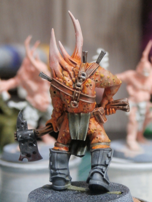 Death Guard Poxwalkers- figurine Warhammer P6110012