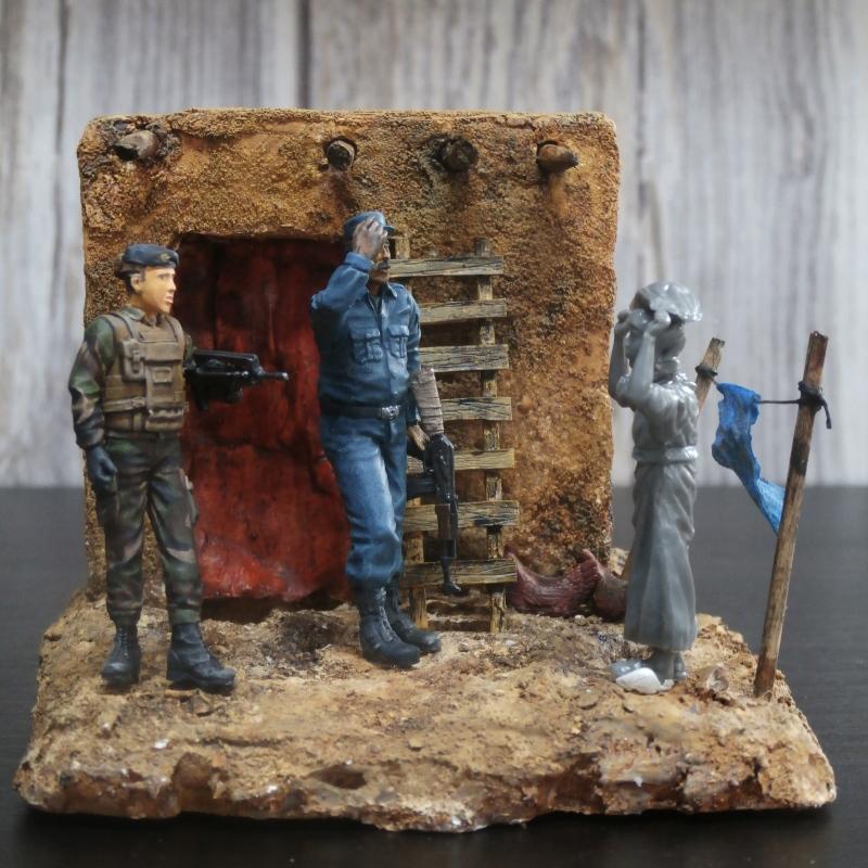 Afghanistan scène 1 - Figurines Djitis Production + figurine Meng 1/35 (FINI) - Page 2 P6180013