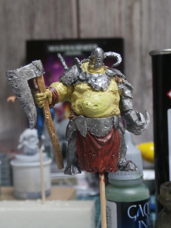 Rotten Lord -  Figurine Scibor Monstrous Miniatures - 46mm (FINI) P6200010