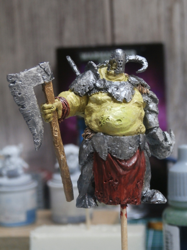 Rotten Lord -  Figurine Scibor Monstrous Miniatures - 46mm (FINI) P6200013