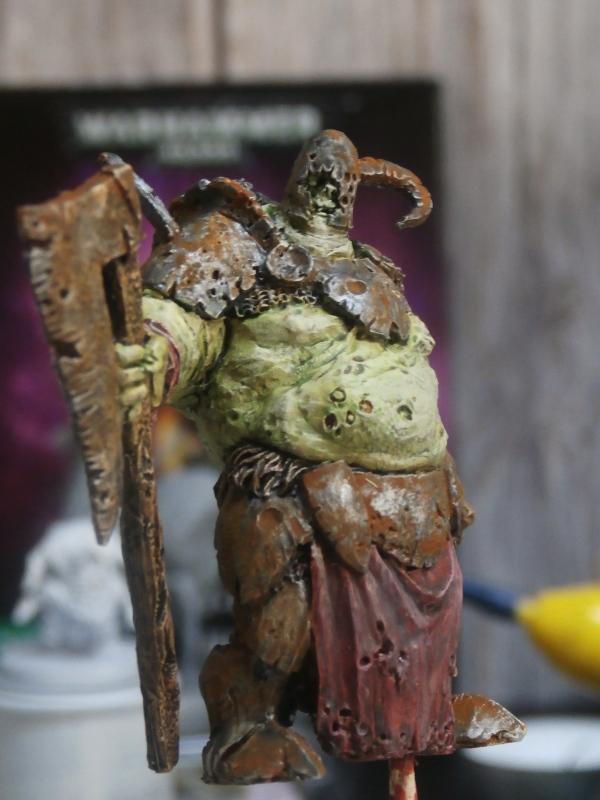 Rotten Lord -  Figurine Scibor Monstrous Miniatures - 46mm (FINI) P6210011